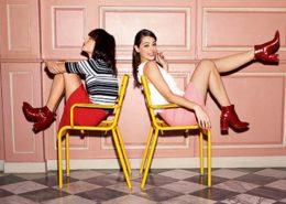 Stühle und Möbel für drinnen und draussen