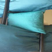 Kissen in schönen Farben